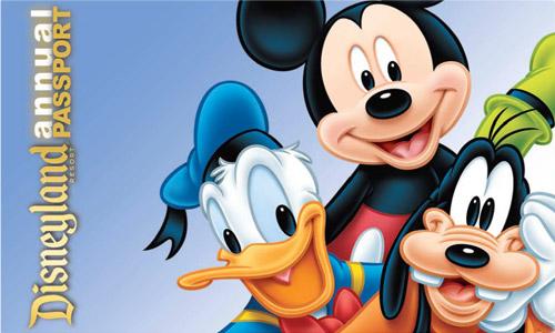 Disneyland-Annual-Passport